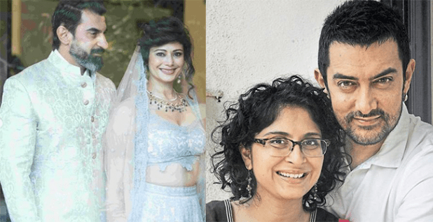 Bollywood celebs chose to get married in their 40s Age