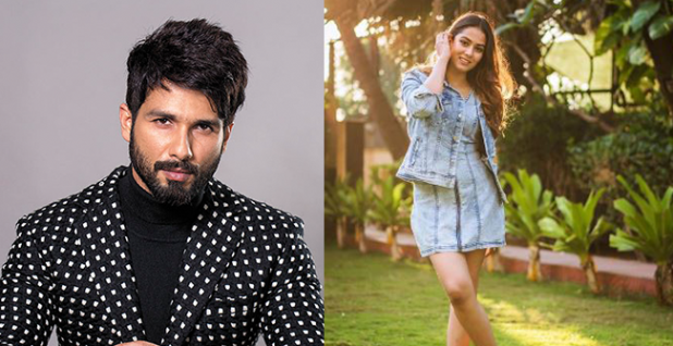 Mira Rajput shares a throwback picture, fans call her 'Female Kabir Singh'.