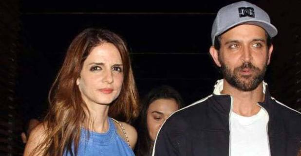 Hrithik Roshan's Friendly Equation with his Ex-Wife Especially for Kids