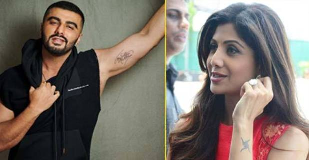 From Malaika Arora To Arjun Kapoor, Bollywood Stars Prefer Tattoo Studios To Get Inked