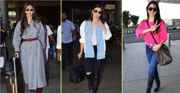 Can someone tell the answer behind celebs' fashion of wearing jackets in Mumbai?