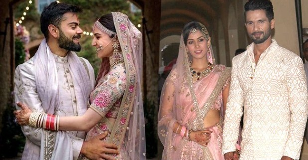 Have a look at the B-town Celebs Wedding Invitation Card Pictures