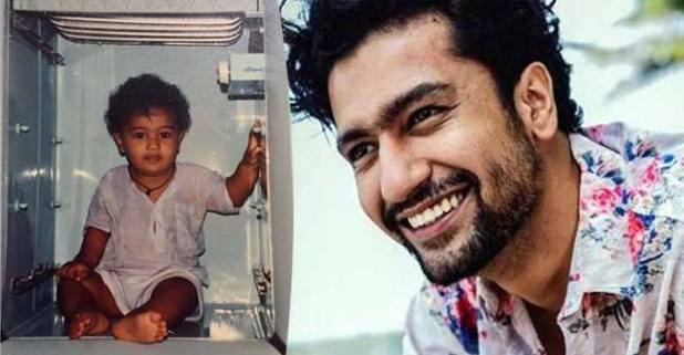 Throwback Childhood Picture Of Vicky Kaushal Will Brighten Up Your Day
