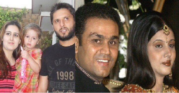 FromVirendra Sehwag toShahid Afridi, Cricketers Married Their Relatives