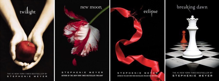 Twilight Book Covers