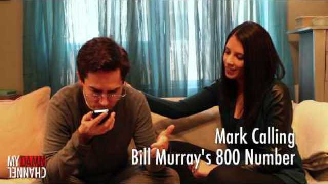 16c8b5529a6 Comic Mark Malkoff Tries to Get Bill Murray to Have Dinner With Him