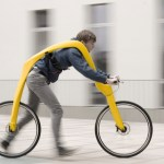 FLIZ, A Unique Pedal-Less Bike Design Concept