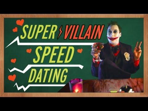 Speed dating star wars comic