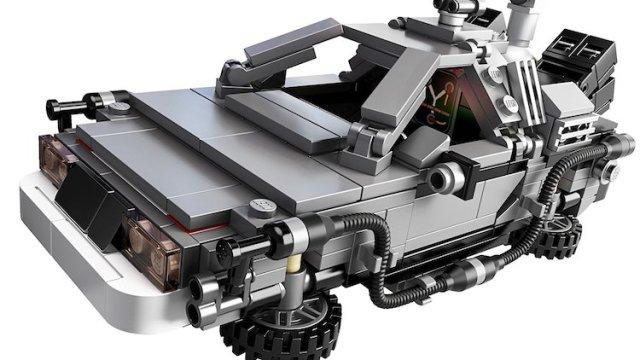Lego Unveils Their James Bond Goldfinger Aston Martin Db5