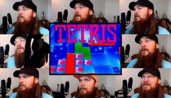 Levels of Tetris, A Ragtime Remix of the 'Tetris' Theme Song