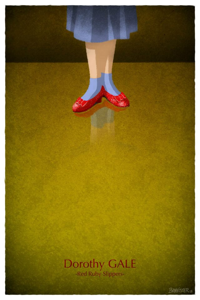 Dorthy Gale (The Wizard of Oz)