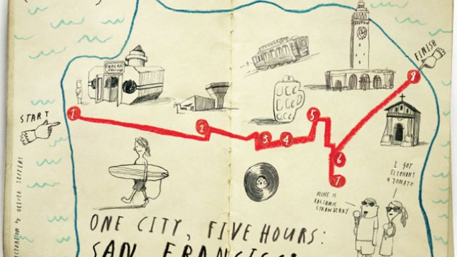 A Judgmental Map of Austin Neighborhoods