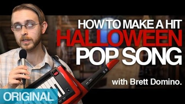 A Quick Guide on How to Make a Hit Halloween Pop Song by