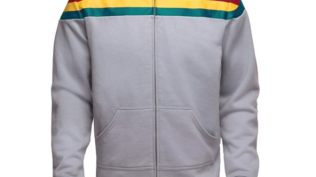 2d52a912455 Zip-Up Hoodie Version of the Uniform Top Worn by Wesley Crusher (Wil Wheaton