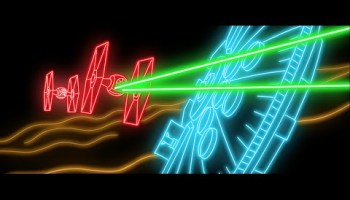 Melancholy Hill by Gorillaz, Animated Using NYC Neon Signs