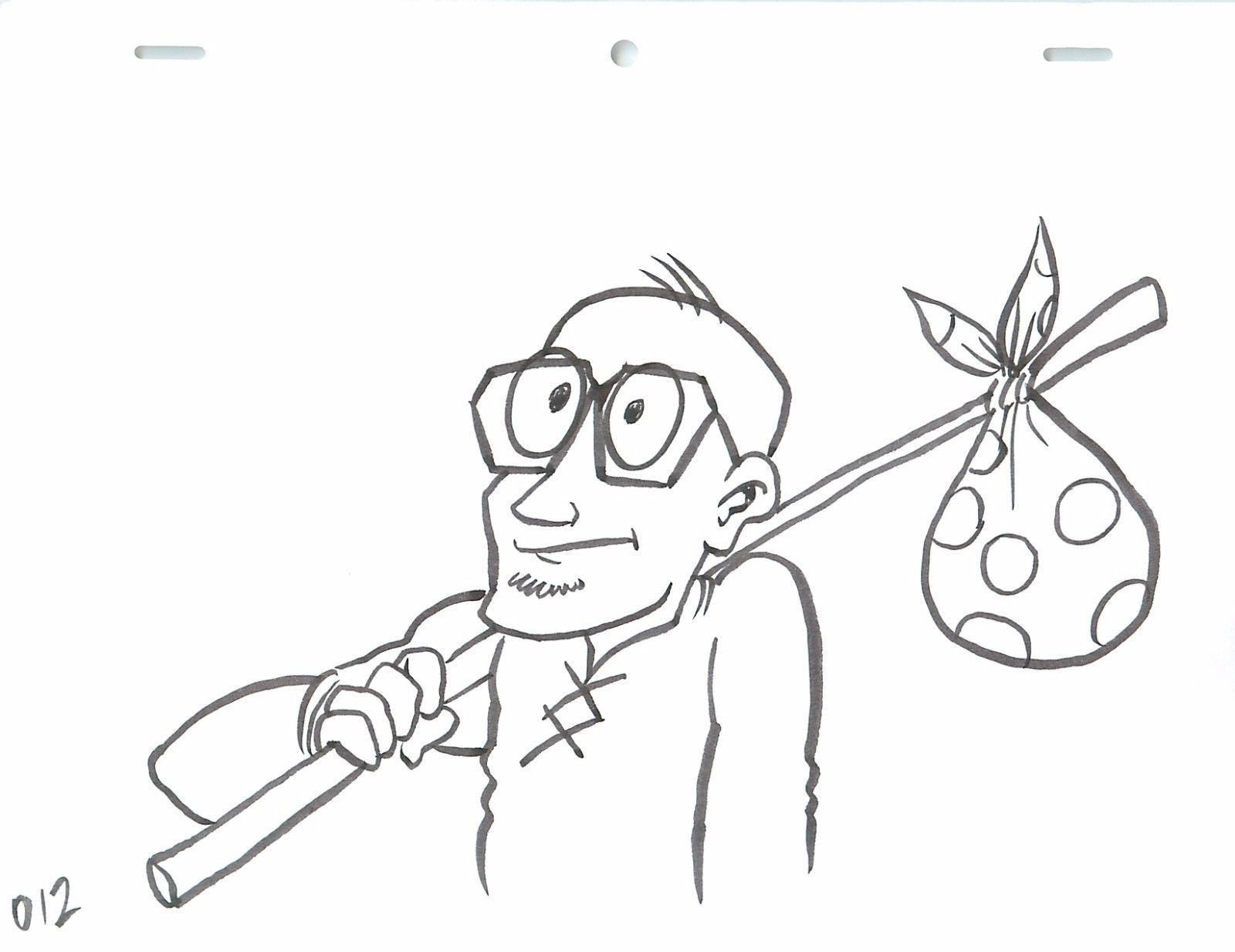 I'll Form the Head, New Animated Music Video by MC Frontalot
