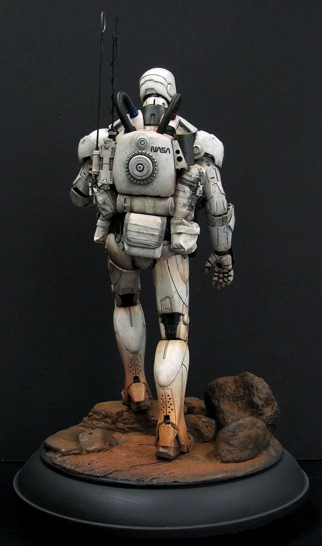 detailed space suit - photo #28