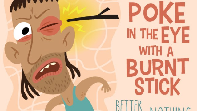 Colorful Illustrations That Literally Explain The Meanings Of Idioms