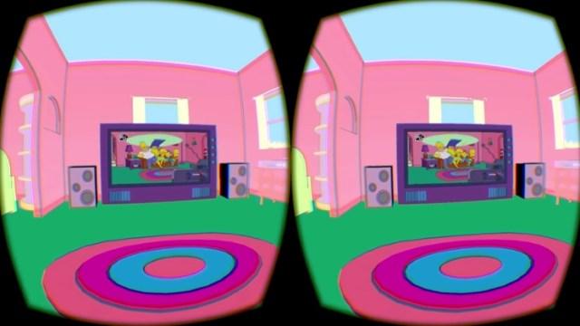 Virtual Desktop, A 3D Computer Desktop Environment for Oculus Rift