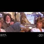 A Video Series Comparing All of the Changes Ever Made to the Original Star Wars Trilogy Films