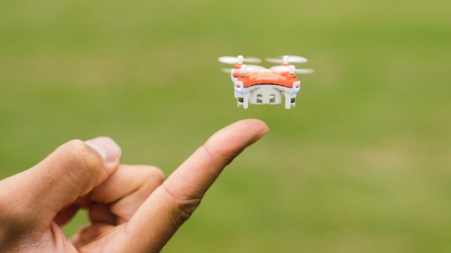 The SKEYE Pico Drone An Unbelievably Small Quadcopter That Measures Just 22 X Cm