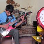 Indian Musician Sets World Record With Guitar Solo Played at an Astonishing 1600 Beats Per Minute