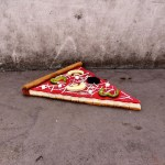 Street Artist Lor-K Transforms Old Mattresses Into Giant Food  Sculptures