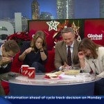 Terrible Artichoke Dip Ruins a Morning News Segment When the Hosts Try to Eat It on Camera