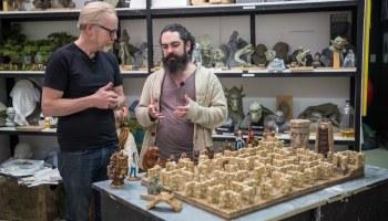 Jim Henson's Labyrinth Firey Plush Figure Featuring