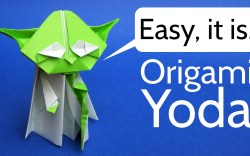 Origami Star Wars - Page 2 of 2 | Gilad's Origami Page | 156x250