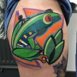 Vibrant Tattoos That Pay Magnificent Tribute to the Iconic Cubist Style of Pablo Picasso