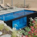 Modpools, Shipping Container Swimming Pools