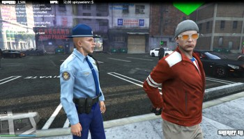 Gamers Act as Photojournalists and Document Street Crime in