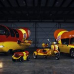 Oscar Meyer Unveils New Fleet of Weinermobiles