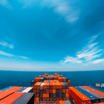 Incredible 4k Timelapse of a Cargo Ship's 30 Day Journey at Sea