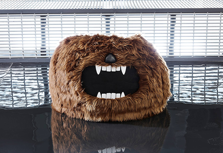 A Fantastic Chewbacca Bean Bag Chair