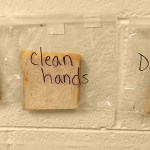 Teacher Brilliantly Shows Kids Why They Need to Wash Their Hands With Gross Bread Experiment