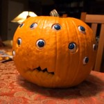How to Make an Arduino-Powered Jack O' Lantern With Multiple Moving Eyeballs