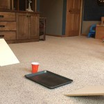 Epic Ping Pong Trick Shots That Increase in Difficulty
