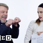 The Cast of Star Wars: The Last Jedi Answers the Web's Most Searched Questions About Themselves