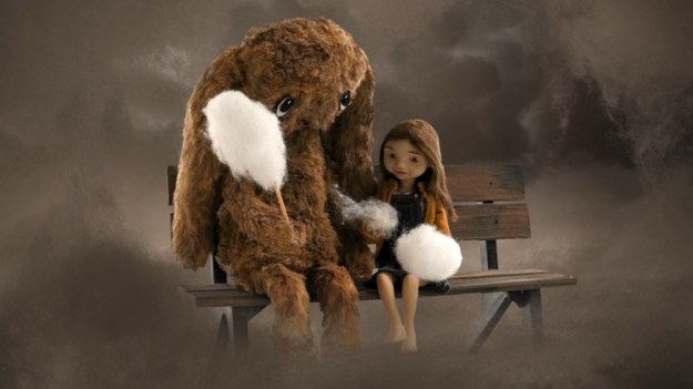 a-young-girl-fights-a-sandstorm-to-hold-on-to-her-childhood-in-the-stop-motion-animated-short-lili A Young Girl Fights a Sandstorm to Hold on to Her Childhood in the Stop Motion Animated Short 'Lili' Random