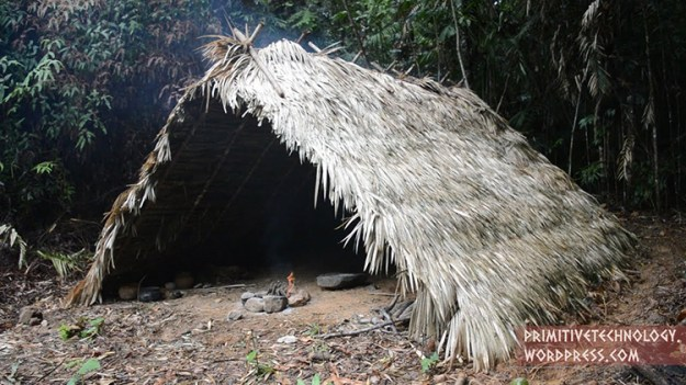 how-to-build-an-a-frame-hut-and-a-celt-hatchet-using-primitive-technology Easy methods to Construct an A-Body Hut and a Celt Hatchet The use of Primitive Era Random