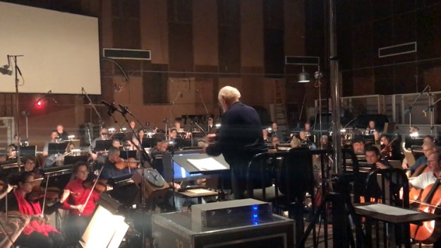john-williams-conducting-the-opening-theme-song-for-star-wars-the-last-jedi John Williams Conducting the Opening Theme Song for 'Star Wars: The Last Jedi' Random