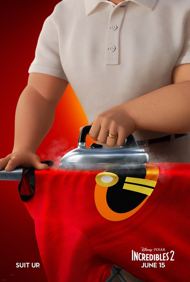 incredibles-2 Elastigirl Is the Hero and Mr. Incredible Becomes a Stay-at-Home Dad in New 'Incredibles 2' Trailer Random