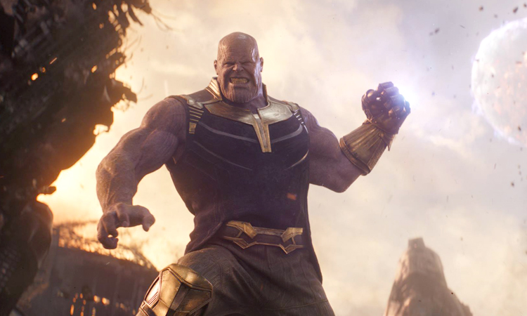 avengers-infinity-war Thanos Arrives on Earth to Violently Collect Infinity Stones in a New Avengers: Infinity War Trailer Random