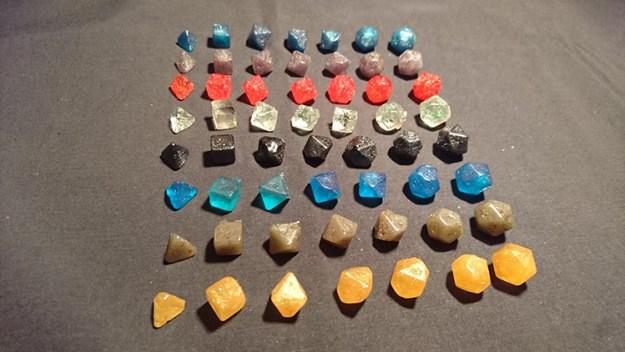 edible-polyhedral-sugar-dice-set-4 An Edible Polyhedral Sugar Dice Set Thats a Delicious Critical Hit Random