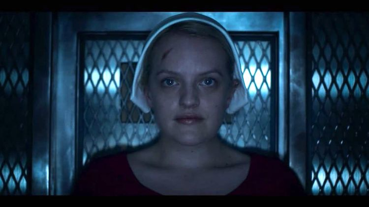 offred-in-back-of-van Offred Reclaims Her Real Name In a Second Season Preview of 'The Handmaid's Tale' Random