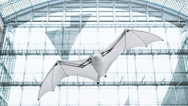 bionicflyingfox BionicFlyingFox, An Ultra-Lightweight Robotic Flying Fox Bat by Festo Random