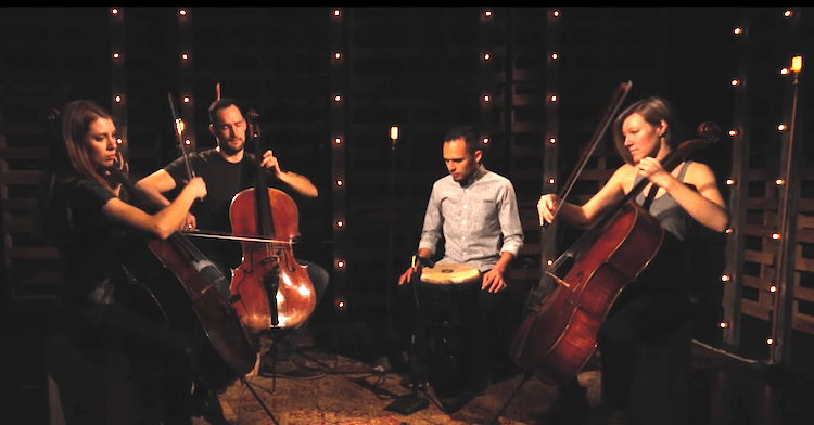 black-hole-sun-cello-break-of-reality A Haunting Cover of the Iconic Soundgarden Song 'Black Hole Sun' by Cello Rock Band Break of Reality Random