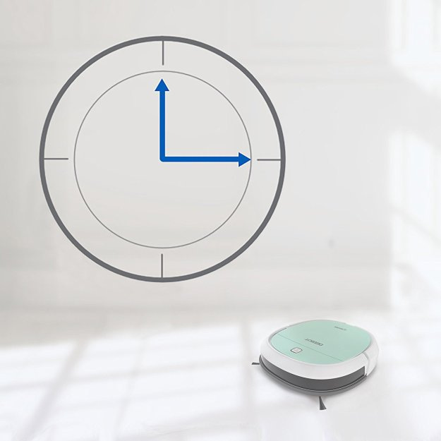 deebot-mini2-timer Powerful ECOVACS Mini Robotic Vacuum Cleaner That Can Be Easily Controlled With a Smartphone Random